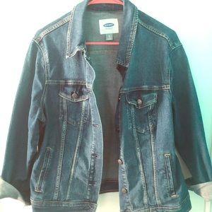 Old Navy Jean Jacket. NWOT
